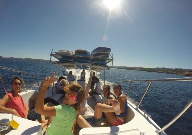 Cumpleaños & Paddle Surf Ibiza