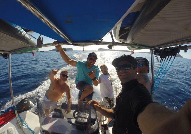 Despedida de solter@ & Paddle Surf Ibiza