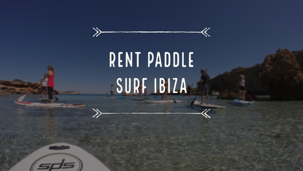 donde hacer paddle surf ibiza