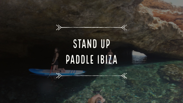 stand up paddle ibiza